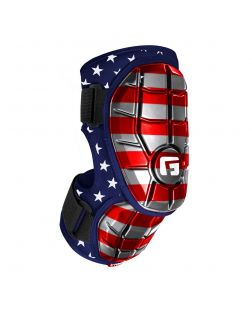 Elite Batter's Elbow Guard - Special Edition-S/M-Freedom