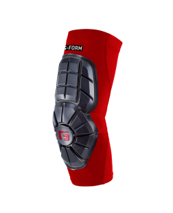 Baseball Elbow Guard-Red-S