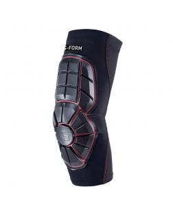Pro Extended Elbow-XL-Blk/Red