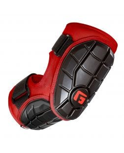 Elite Batter's Elbow Guard-S/M-Red