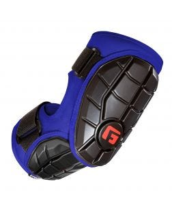 Elite Batter's Elbow Guard-S/M-Royal Blue