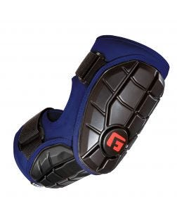 Elite Batter's Elbow Guard-S/M-Navy Blue