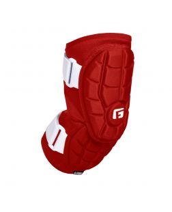Elite 2 Baseball Batter's Elbow Guard-S/M - Red