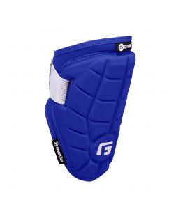 Elite Speed Batter's Elbow Guard-S/M Royal
