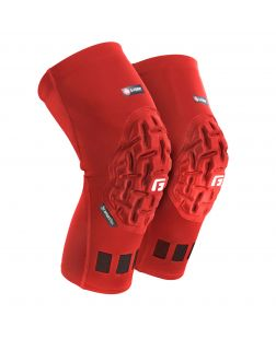 Pro Knee Sleeve-Red-XS