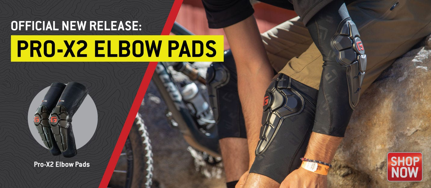 Pro-X2 Elbow Pad Launch