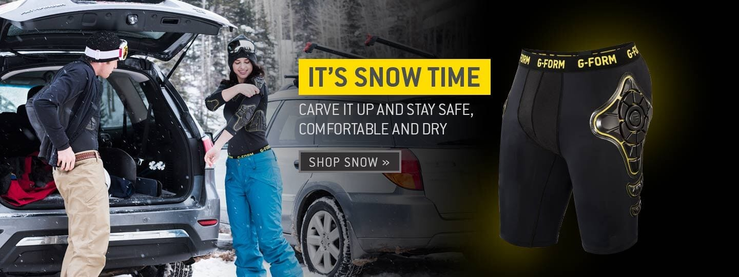 It's snow time. Carve it up and stay safe, comfortable and dry. Shop Snow