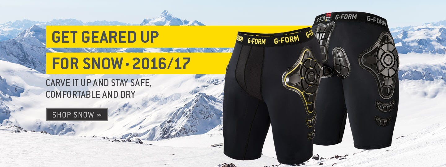Get Geared Up for Snow. Carve it up and stay safe, comfortable and dry. Shop Snow